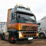 Volvo FH 16 truck tractor