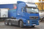 Volvo FH 13.550 truck tractor