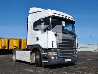 Scania G420 truck tractor