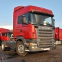 Scania R420 truck tractor